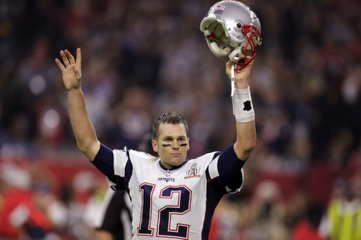 Tom Brady Says His Super Bowl Jersey Was Stolen After The Game