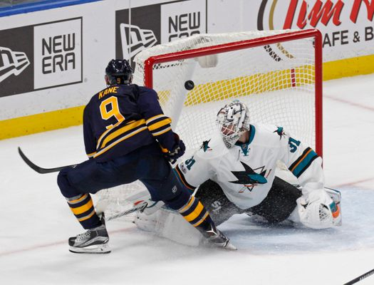 WATCH: Evander Kane Scores Game Winner, Then Smashes His Face Into The Boards
