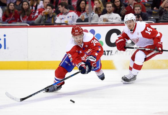Red Wings Gustav Nyquist Faces Lengthy Suspension For High Stick