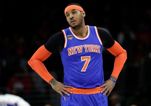Carmelo Anthony: I Have No Idea What The Knicks Are Doing