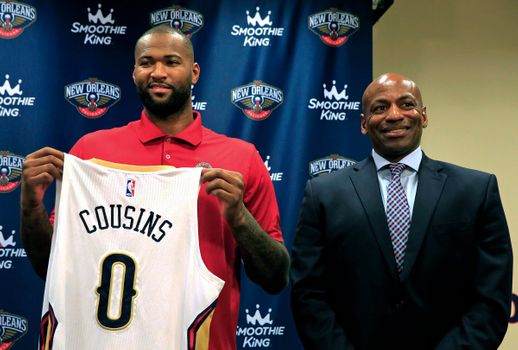 NBA Trade Deadline 2017 – Five Winners And Five Losers