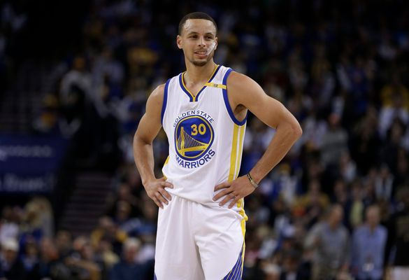 Steph Curry Just Set an NBA Record for the WORST 3-Point Shooting Game