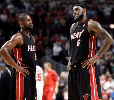 Dwyane Wade Has LeBron's Back in His Beef With Charles Barkley
