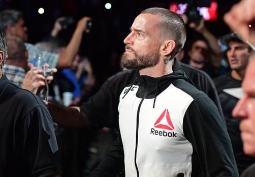 UFC Heavyweight Josh Barnett Thinks CM Punk Should Get Another UFC Fight