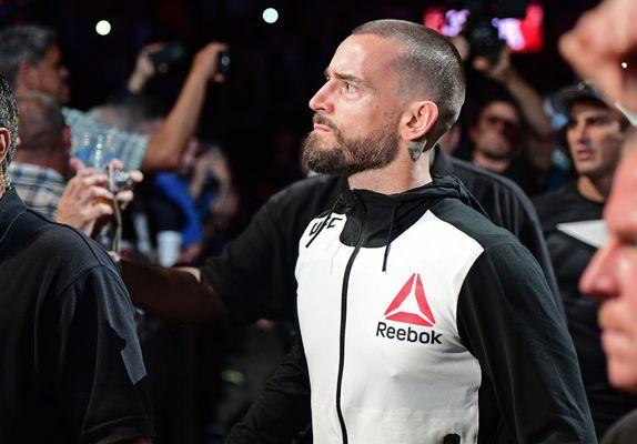 UFC Heavyweight Josh Barnett Thinks CM Punk Should Get Another UFC Fight