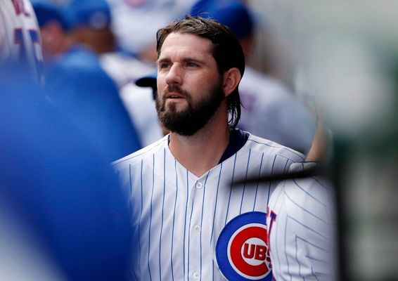 Report: Royals Sign Jason Hammel To Two-Year Pact