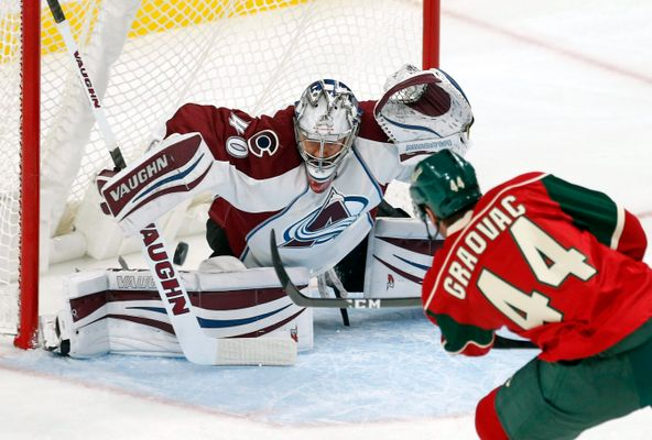Colorado Avalanche Goalie To Make First Start In 8th Pro Season