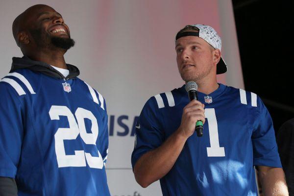Colts Punter McAfee Announces Surprise Retirement
