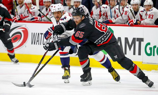 Hurricanes Deal Ron Hainsey To Penguins For Second Round Pick And AHLer