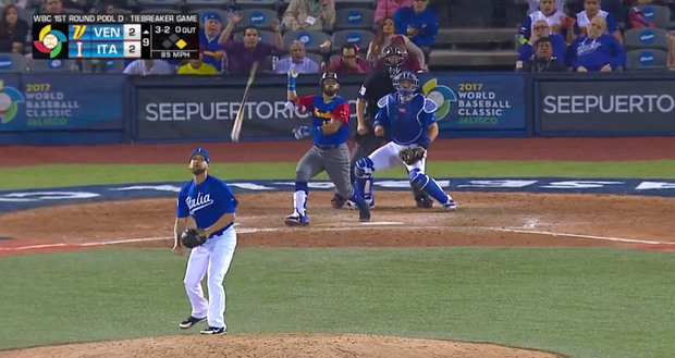 Rougned Odor Celebrates Too Early, Unleashes Forceful Bat Flip After Hitting a Single at WBC