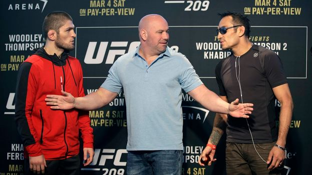 Does The UFC Have a Major Problem With Cancelled Main Events?
