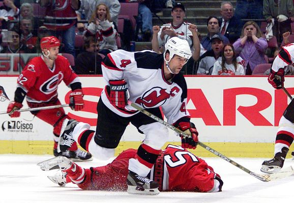 The 10 Biggest Hits in NHL History