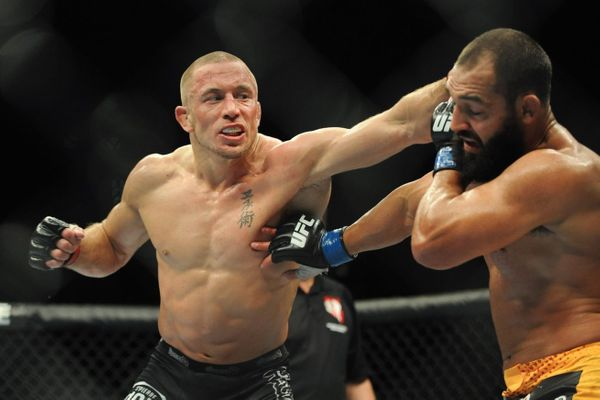 Georges St-Pierre Finally Has An Opponent For His First Fight in 4 Years