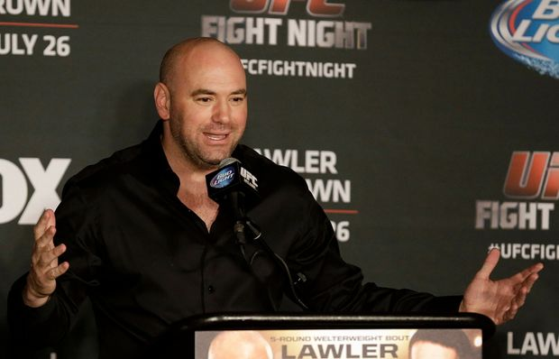 "Dana White on McGregor vs. Mayweather: ""I Think It's Going to Happen"""