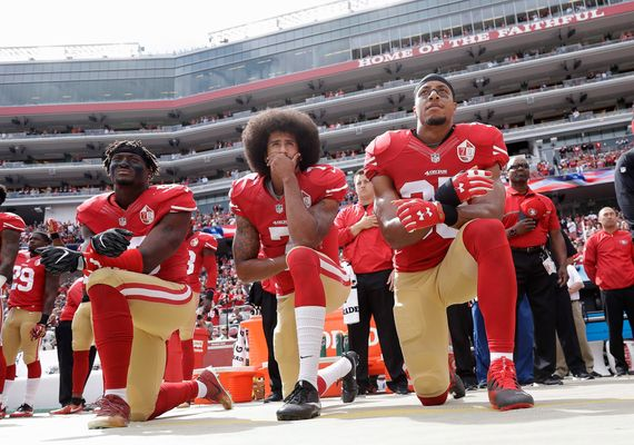 Colin Kaepernick's National Anthem Protest Has Officially Ended