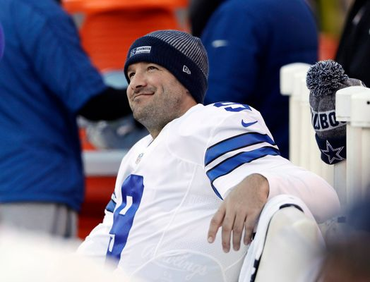 The Cowboys Are Holding Tony Romo Hostage, and He's Not Pleased