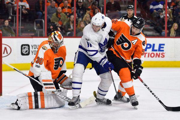 Flyers Send D Mark Streit To Tampa for F Valtteri Filppula