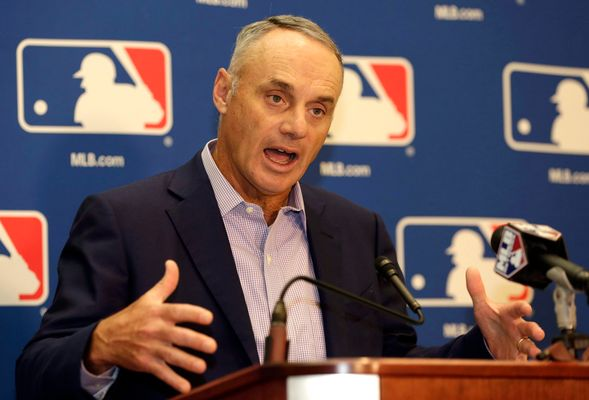 Rob Manfred: We Won't Change Extra Innings Rules in MLB