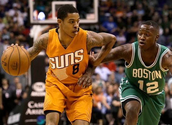 WATCH: Suns Score Five Points in Four Seconds To Get a Stunning Win Over The Celtics