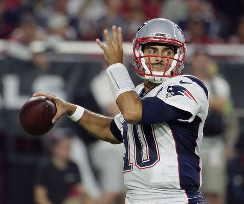 Jimmy Garoppolo Instagram Post Hints at Trade, But Now Says He Was Hacked