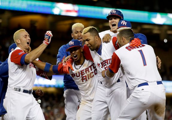 Puerto Rico Suffering From Shortage of Hair Dye as Fans Embrace WBC Team