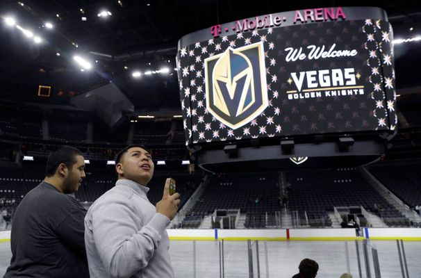 Las Vegas' New NHL Team is Kinda Mad About the Raiders Coming to Town