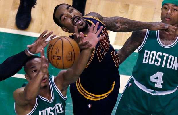 """J.R. Smith: """"Celtics Aren't a Threat To Our Title Hopes"""""""
