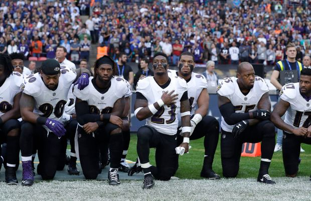 NFL Owners Will Not Change Rule to Require Players Stand For National Anthem