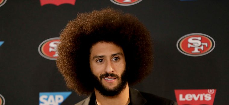 Colin Kaepernick Files Grievance Against NFL Owners, Alleging Collusion