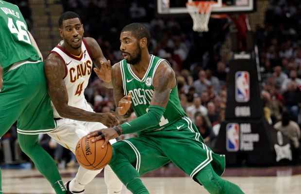 Cavs Players Were Reportedly Upset About a Planned Kyrie Irving Tribute Video That Never Aired