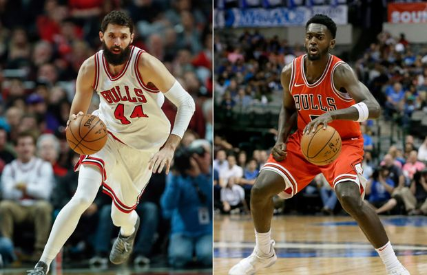 Bulls Suspend Bobby Portis Eight Games For Fracturing Teammate Nikola Mirotic's Jaw