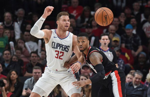 WATCH: Clippers Remain Undefeated Thanks to Buzzer Beater Three By… Blake Griffin??