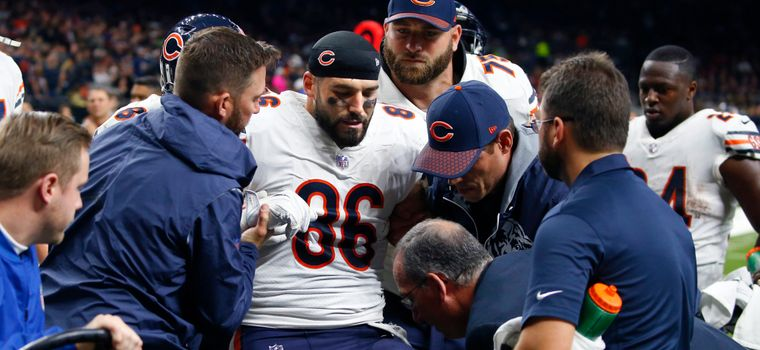 Reports: Doctors Are Fighting To Save Zach Miller's Leg After Gruesome Injury