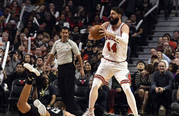 Report: Nikola Mirotic Willing To Waive No-Trade Clause After Fight With Teammate