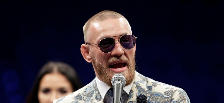 Conor McGregor Issues (Sincere) Apology For Crashing Bellator Cage