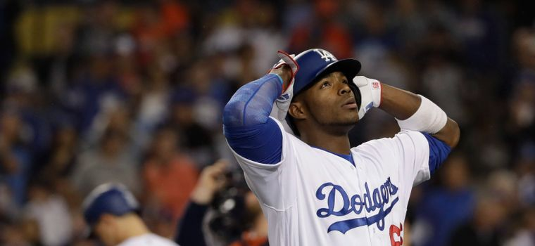 """Yasiel Puig on Being Robbed During Game 7: """"I Have Too Much F--king Money"""""""