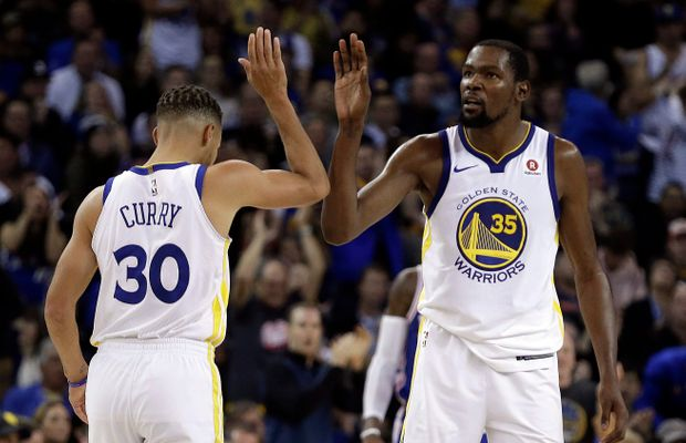 """Kevin Durant on Haters: """"Michael Jordan Didn't Go Through This"""""""