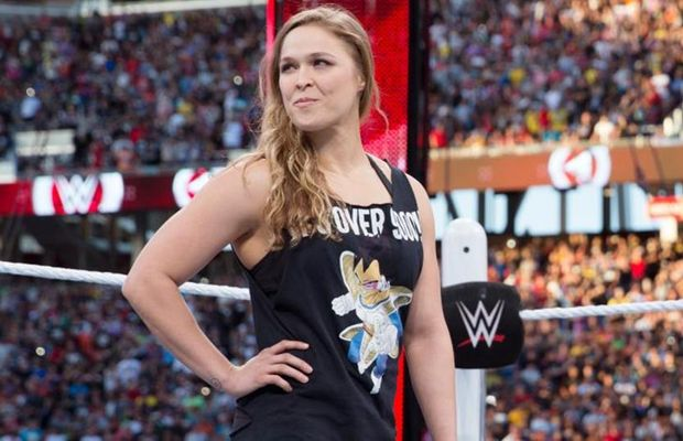 Report: Ronda Rousey Close To Finalizing WWE Deal, UFC Career Likely Over
