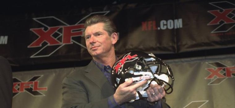 Vince McMahon Selling Off Ownership of WWE to Fund Potential New Football League