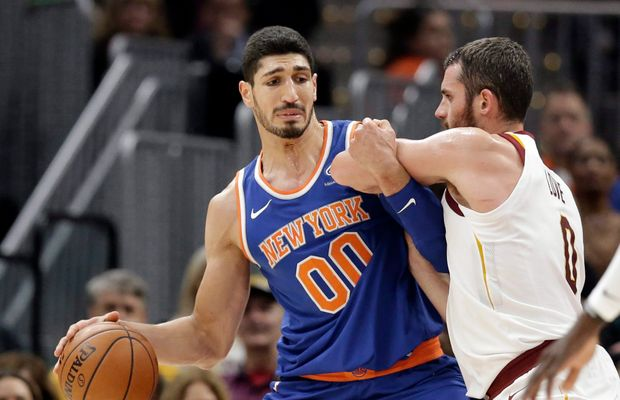Enes Kanter Facing Four-Year Prison Term If He Ever Returns To Turkey