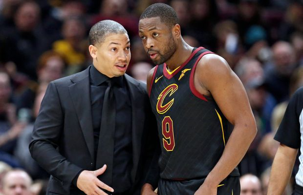 Dwyane Wade Comments On His Surprising Move To The Bench