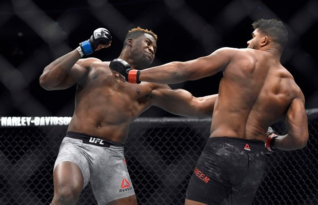UFC's New Heavyweight Star Francis Ngannou Wants Brock Lesnar Dream Fight