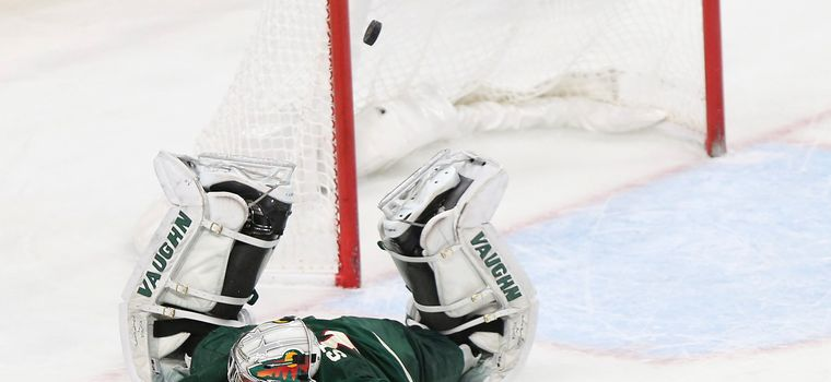 VIDEO: Was This Ridiculous Penalty Shot By Johnny Hockey Legal or Not?