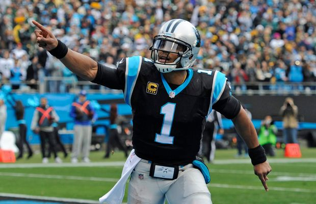 WATCH: Cam Newton Taunts, Then Torches, Green Bay Defense