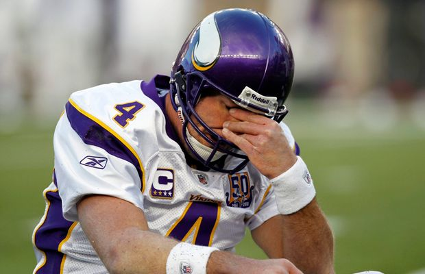 "Brett Favre: ""I've Probably Had Thousands of Concussions"""
