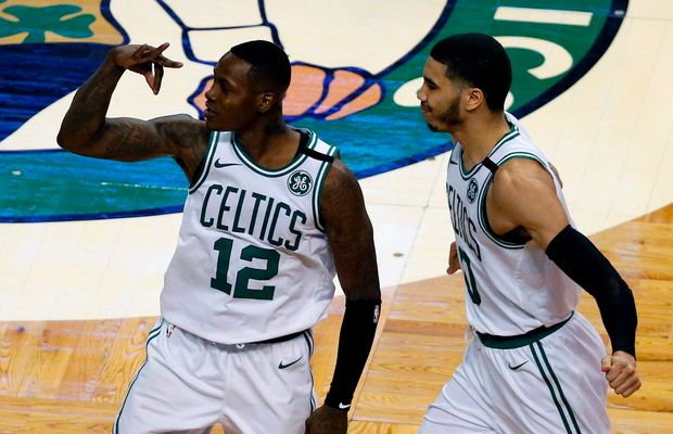 Eric Bledsoe Has No Idea Which Boston Celtic Is Playing Circles Around Him