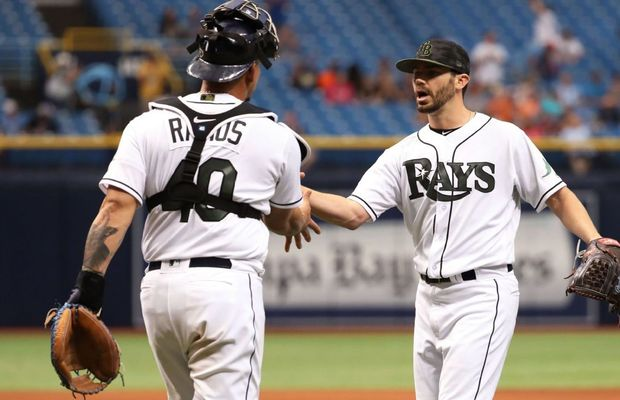 Tampa Bay Rays Bizarre Pitching Tactics Lead To Historic Five-Inning Save