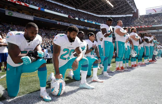 NFL Announces New National Anthem Policy, Will Force All Players To Stand