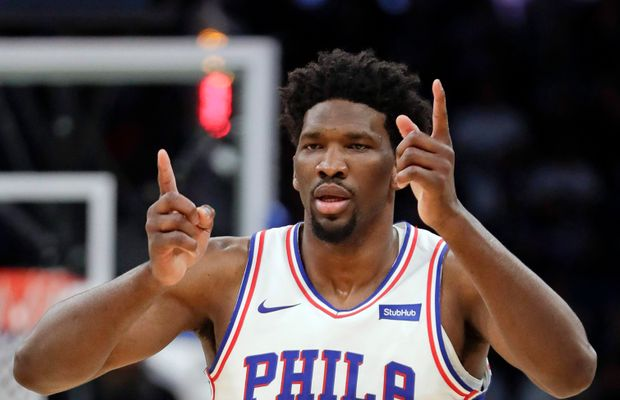 Joel Embiid Hilariously Mocks Aron Baynes on Twitter During Cavs-Celtics Game 4