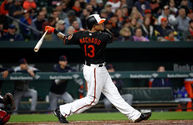 Report: Cubs Will Speak With Orioles About Trading Manny Machado
